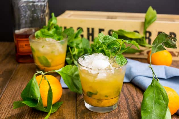Honey Tangerine Smash Photo