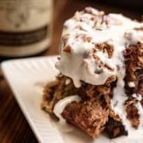 Chocolate Pecan Cinnamon Rolls Recipe