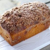 Triple Cinnamon Swirl Bread Recipe