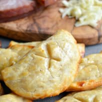 Easy Ham & Cheese Hand Pies Recipe