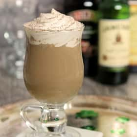 The Nutty Irishman Cocktail
