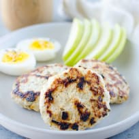 Paleo Chicken Apple Breakfast Sausage Recipe
