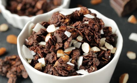 Gluten Free Almond Joy Granola Recipe