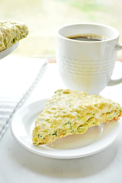 Spinach Feta Scones Picture