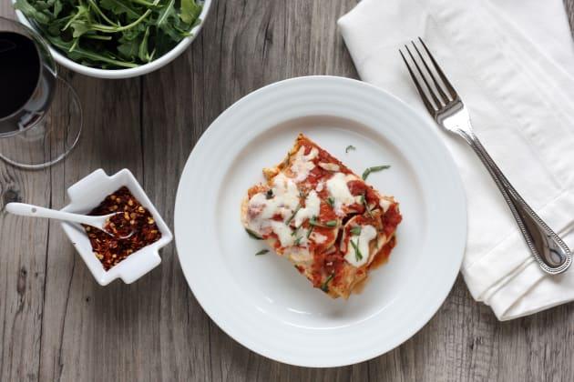 Vegetable Tofu Lasagna Picture