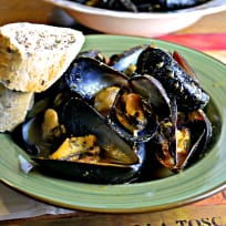 Steamed Mussels Recipe