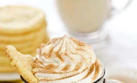 White Chocolate Snickerdoodle Hot Cocoa Picture