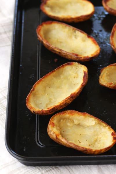 Toaster Oven Potato Skins Image