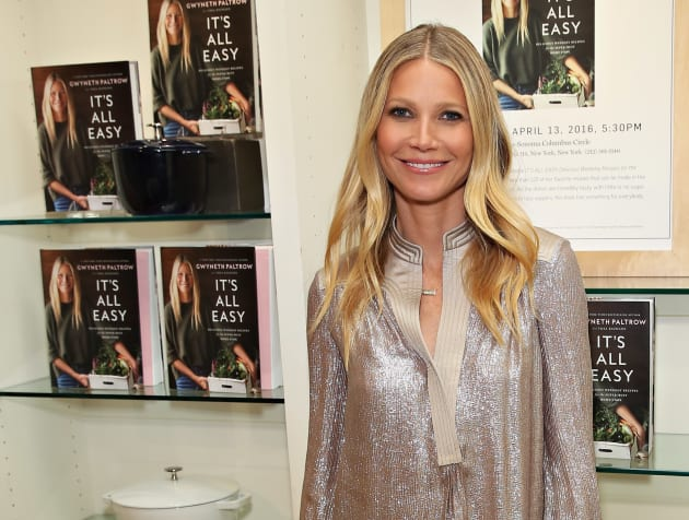 Gwyneth Paltrow at Book Signing