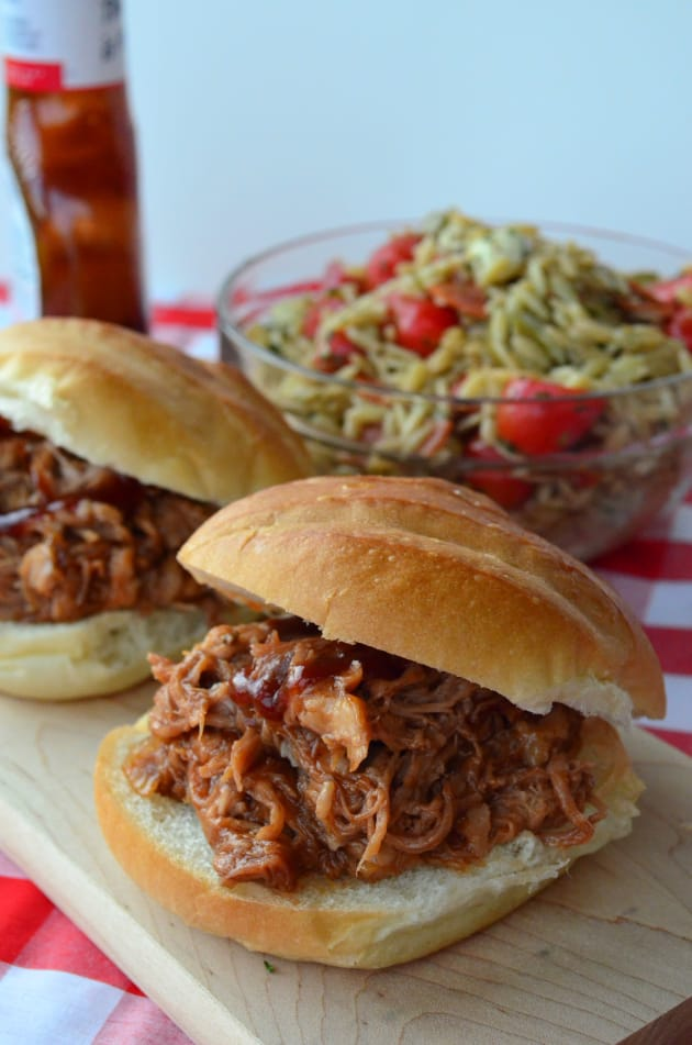 Slow Cooker Pulled Pork Picture