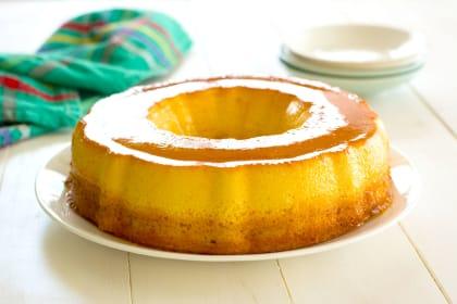 Easy Flan Cake