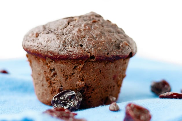 Healthy Chocolate Muffins Photo