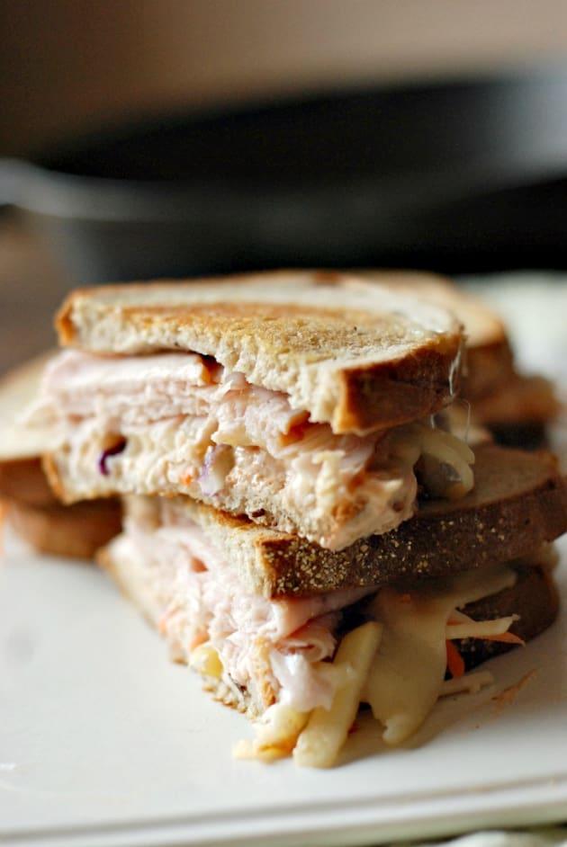 The Rachel Sandwich Image