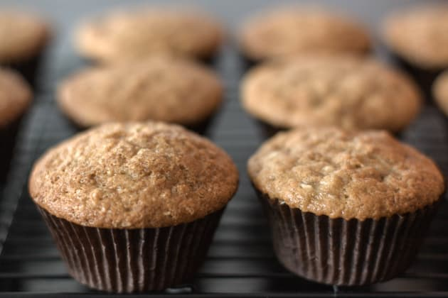Sourdough Banana Muffins Photo