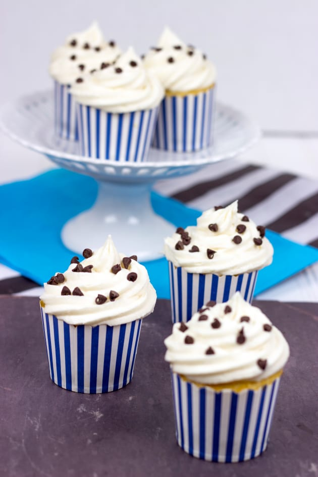 Chocolate Chip Cupcakes Picture