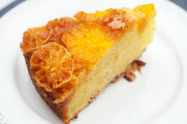 Tangelo Cake Pic
