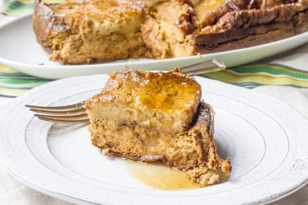 Slow Cooker Pumpkin French Toast Photo