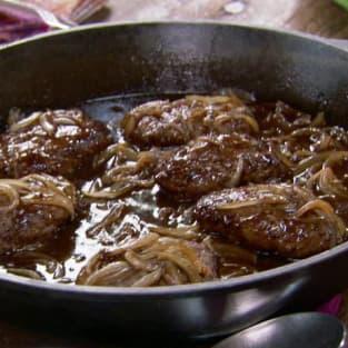 Salisbury steak photo