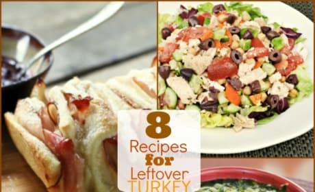 8 Terrific Recipes for Leftover Turkey