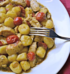 Chicken Pesto Gnocchi: A Gourmet Meal in Minutes