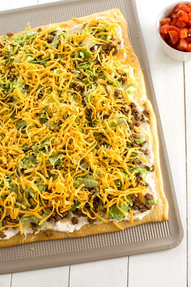 Taco Pizza Pic