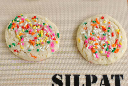 Funfetti Cookies: Sprinkled with Chewy Flavor