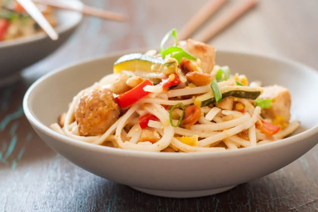 Gluten Free Pad Thai Photo