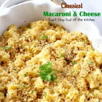 Cheesiest Macaroni and Cheese