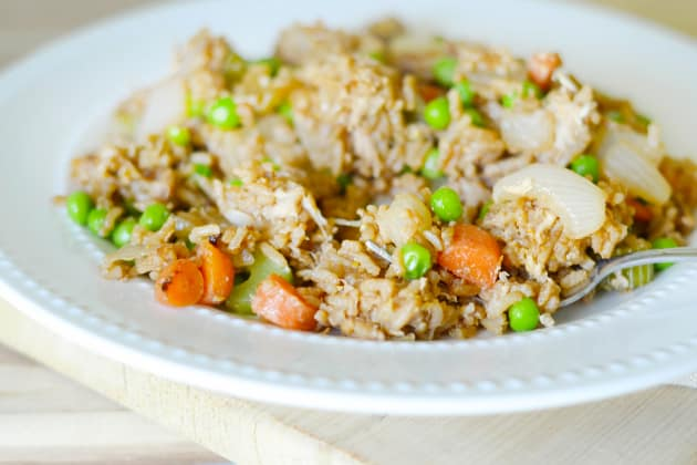 Homemade Fried Rice Image