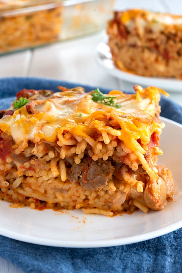 Baked Spaghetti Image