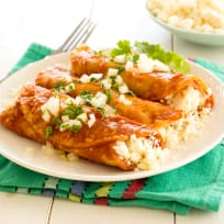 Queso Fresco Enchiladas Recipe