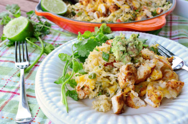 Mexican Chicken Image