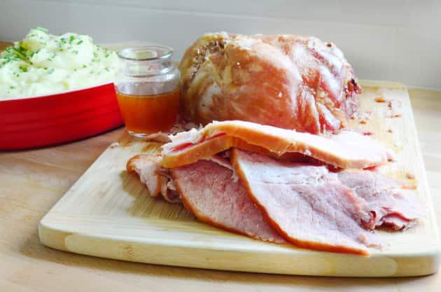 Crock Pot Ham Photo