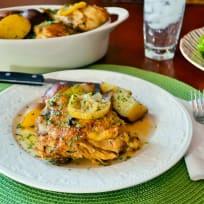 Slow Cooker Paprika Chicken Recipe