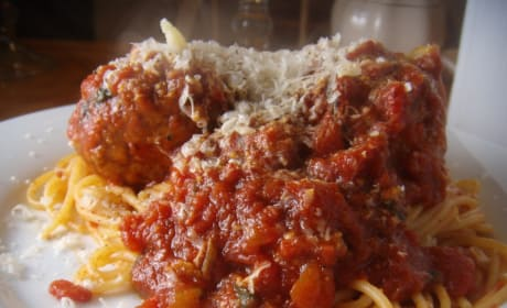 Spaghetti and Meatballs Recipe