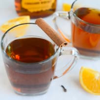 Hot Spiked Cider Recipe