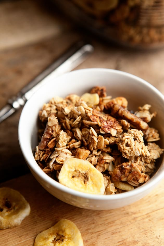 Banana Bread Granola Picture
