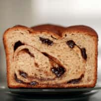 Amaretto Cinnamon Raisin Bread Recipe