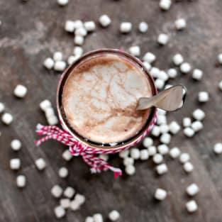 Nutella hot chocolate photo