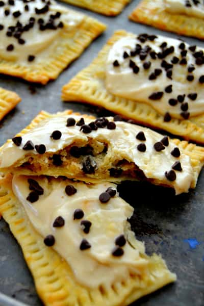 Cookie Dough Pop Tarts Image