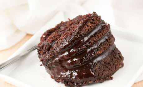 Dark Chocolate Avocado Cake Recipe