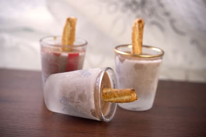 Pretzel Fudge Pops: Sweet and Salty Frozen Treats