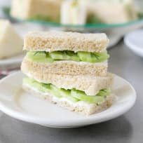 English Tea Sandwiches Recipe