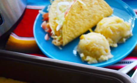 Slow Cooker Mexican Corn Cakes Pic