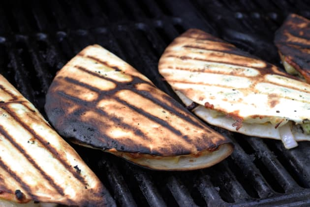 Grilled Chicken Quesadilla Image