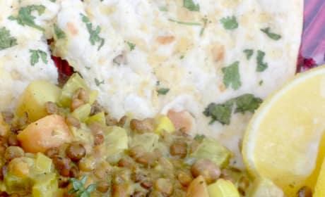 Coconut Curry Lentil Soup Picture