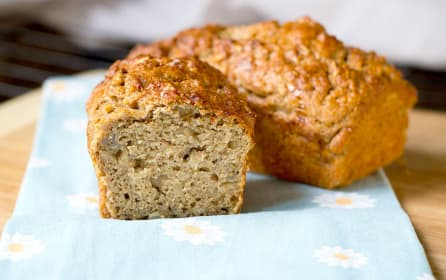Healthy Banana Bread: Breakfast Champion