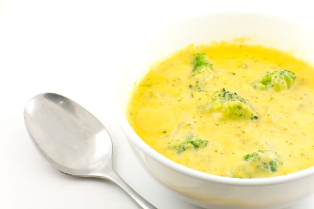 Broccoli Cheese Soup Picture