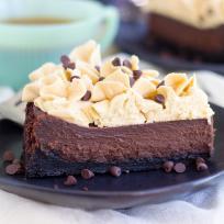 Ultimate Chocolate Peanut Butter Torte Recipe
