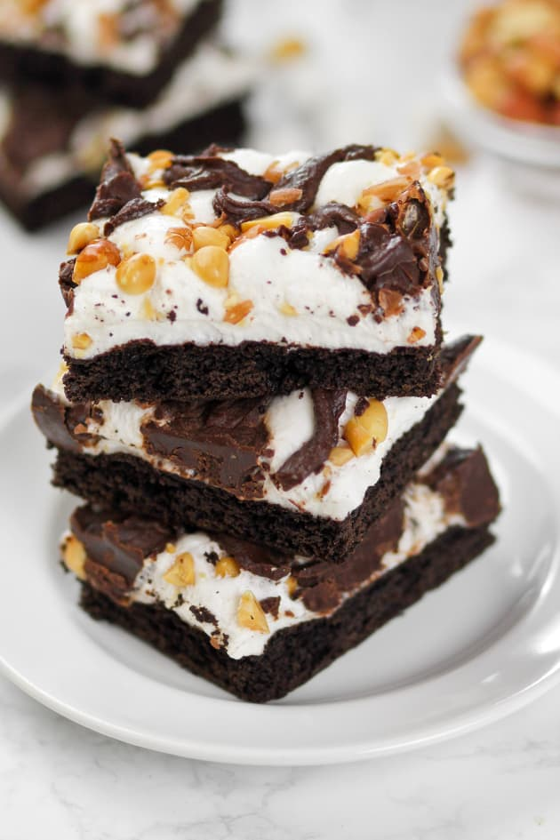 Rocky Road Bars Picture